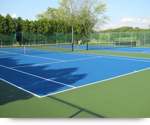 Hard Court Resurfacing Tennis Court Repairing Sport Builders