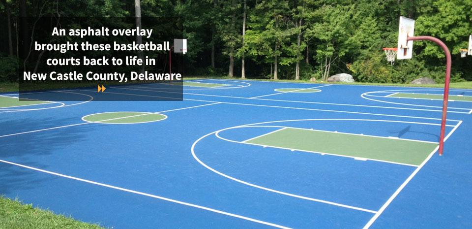Tennis Court And Basketball Court Construction Sport Builders